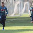 Il Mattino - Addio Mertens e Ghoulam, il 'profondo rosso' spinge il Napoli a questa scelta a fine stagione