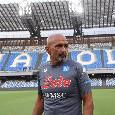 Formazioni ufficiali Napoli-Juve: le scelte di Spalletti e Allegri