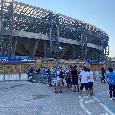 Gazzetta - Accelerazione per portare capienza stadi al 75%: il 30 settembre può arrivare la svolta