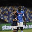 Napoli-Juve, utenti furiosi: per molti DAZN si blocca proprio sul gol di Koulibaly