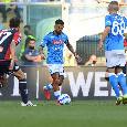 Pagelle Genoa-Napoli 1-2: Petagna provvidenziale, Ounas non si ferma! Lobotka in crescita ed Insigne gioca dove vuole