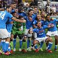 L'ultima (?) gioia di Petagna e l'assembramento festoso a fine gara: le emozioni di Genoa-Napoli 1-2 [FOTOGALLERY CN24]