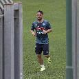 CorSport su Mertens: il contratto scadrà nel giugno prossimo, ma c'è un'opzione che il Napoli potrebbe far valere