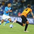 Napoli-Benevento 1-5, Top & Flop: indispettisce Lozano, la solitudine di Ounas e Malcuit soffre tutti