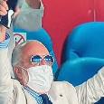 Napoli-Juventus 2-1, Koulibaly segna allo scadere e ADL esulta con gioia [FOTO]