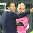"""Lite Allegri-Spalletti, Ziliani: """"Lo juventino ha ragione, lui non protesta mai..."""""""
