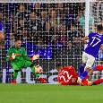 Pagelle Leicester-Napoli: Osimhen vola, Ounas che guizzi! Terzini insufficienti, Koulibaly muro