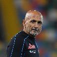 Tuttosport - La contromossa di Spalletti per non far perdere concentrazione alla squadra dopo la vittoria di Udine: il retroscena