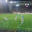 Koulibaly segna il gol del 3-0, l'esultanza del settore ospiti è da brividi! [VIDEO]