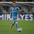 """Mario Rui: """"Orgoglioso di aver raggiunto le 100 presenza col Napoli"""""""