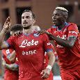 Pagelle Sampdoria-Napoli: Osimhen troppa bontà, Fabian in buca d'angolo! Ma che giocatore è Anguissa? Insigne da teca