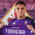 """Torreira, l'agente: """"Napoli? Erano interessati a Lucas, ma la Fiorentina lo fa sentire importante! Gioca domenica? Vediamo..."""" [ESCLUSIVA]"""