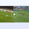 Zielinski come Guerreiro, Rrahmani come Alcacer: lo schema del gol del Napoli è identico a quello del Borussia! [VIDEO]