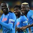 Il problema è la Coppa d'Africa o la scarsa fiducia in chi dovrà sostituire Koulibaly, Anguissa e Osimhen? Spalletti ha tre mesi per trovare la soluzione
