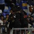 Dalla ragnatela di Osimhen all'ammucchiata sotto la curva: le emozioni di Napoli-Torino 1-0 [FOTOGALLERY CN24]
