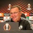"""Legia, Michniewicz in conferenza: """"In dieci minuti abbiamo perso la speranza di poter vincere, che forte il Napoli! Osimhen è difficile da marcare"""" [VIDEO]"""