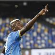 Osimhen a caccia di record: un gol alla Roma gli permetterebbe di eguagliare un suo primato