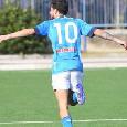 Primavera Napoli, altra vittoria per gli azzurrini di Frustalupi! D'Agostino stende l'Atalanta e lancia i partenopei in classifica [VIDEO]