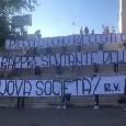 """Roma-Napoli, Striscione contro Spalletti: """"Piccolo uomo rieccoti qua…degno rappresentante della tua nuova società"""" [FOTO]"""