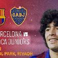 Clamoroso, la Maradona Cup senza il Napoli! Sfida solo tra Barcellona e Boca Juniors: data e luogo