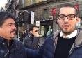 """Hugo Maradona: """"Insigne è esploso, non l'avranno ascoltato nello spogliatoio! Sente la maglia più di tutti"""""""