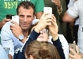 """Zola: """"Il Napoli è cresciuto moltissimo con Gattuso, sarà tra le protagoniste se si inserirà subito anche Osimhen!"""""""