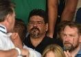 """Hugo Maradona: """"Diego è felice in Messico, troppe persone sparlano inutilmente. Napoli? Speriamo che Ancelotti porti lo Scudetto"""""""