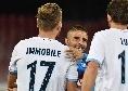 Tuttosport esagera: Lazio su Insigne! Piace da sempre a Inzaghi, l'amicizia con Immobile e l'intermediazione di Raiola possono fare la differenza