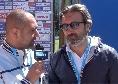 """Il Roma, Caiazza: """"Napoli, si è visto il cinismo di una grande squadra con il Verona. Insigne? C'è una cosa che mi lascia perplesso. A Irrati è passata tutta la vita davanti al fallo"""""""