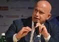 """De Paola: """"Il Napoli non fa il salto di qualità per volontà di De Laurentiis. Inter e Milan hanno una prospettiva"""""""
