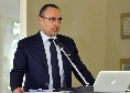 """Bellinazzo a CN24: """"Nel 2024 partirà la Super Champions, ma il Napoli dovrà lottare con la Roma. Milan, Juve ed Inter certe del posto"""""""
