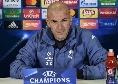 """Real Madrid, Zidane: """"James all'Atletico? È un nostro giocatore, vedremo cosa accadrà"""""""