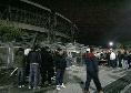 Il Mattino - Scambiati per tifosi svizzeri, due islandesi sono stati picchiati e derubati: episodio vergognoso all'esterno del San Paolo