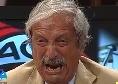 "Napoli-Milan Qsvs, Crudeli impazzisce ai gol dei rossoneri: ""Ibra, Ibra, Ibra"" [VIDEO]"