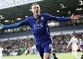 Vardy limita i danni al minuto 85, il Leicester fermato sul 2-2 dal Burnley