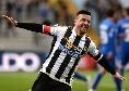 """Di Natale: """"Senza la Juve ADL avrebbe vinto tre Scudetti! Serie A più equilibrata, il Napoli avrà un vantaggio"""""""