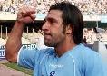 """Montervino a CN24: """"L'agente di Hysaj dimentica che sono stato capitano a Napoli, ci vogliono i co****ni! Ora mi sminuisce, ma anche lui è stato un mio tifoso"""""""