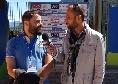 """Il Roma, Scotto: """"Corsa Champions apertissima, ma bisogna battere l'Inter! Tante occasioni sbagliate ma sono arrivati i gol che servivano per vincere"""""""