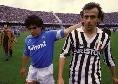 """La spocchia di Platini: """"Avrei potuto giocare con Maradona? Magari sarebbe stato lui a giocare con me"""""""