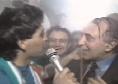 """Ferlaino: """"Maradona ha dato tanto a Napoli: ora c'è solo da piangere"""""""