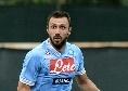 """Dossena: """"Ricordo quel Napoli-Lazio, in quel periodo vincevamo spesso nei minuti finali"""""""