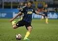 """Inter, Candreva: """"Campionato italiano duro, siamo consapevoli delle nostre qualità. Impariamo dagli errori"""""""
