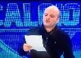 """Tifoso offende De Laurentiis, il comico Iodice si schiera con il presidente: """"Atteggiamento da vigliacchi"""""""