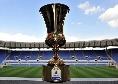 Coppa Italia 2019/20, sorteggiato il tabellone: possibile Napoli-Lazio ai quarti [FOTO]