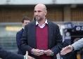 """Cagliari, il presidente Giulini: """"Speriamo sia la volta buona, non vogliamo accontentarci del pareggio! Barella? E' felice con noi, non andrà via a gennaio"""""""