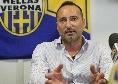 """Hellas Verona, Setti: """"Ingresso tifosi in ritardo al San Paolo? Chiederemo spiegazioni a chi di dovere"""""""
