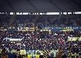Da Verona - Pronti 400 tifosi dell'Hellas al San Paolo: 39 euro il costo del biglietto, prezzo ritenuto eccessivo