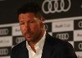 """Atletico Madrid, Simeone: """"Mercato? Fino al 2 settembre può succedere di tutto"""""""