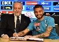 """""""Alcuni giocatori, pur talentuosi, potrebbero esprimersi meglio altrove"""", il messaggio di De Laurentiis può diventare realtà con Insigne"""