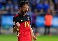 Russia-Belgio, Mertens incanta prima dell'infortunio: apertura geniale dell'attaccante azzurro sul gol del 3-0 [VIDEO]